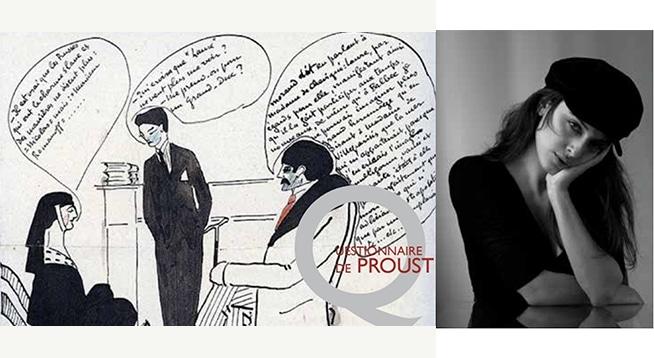 Questionnaire de Proust,