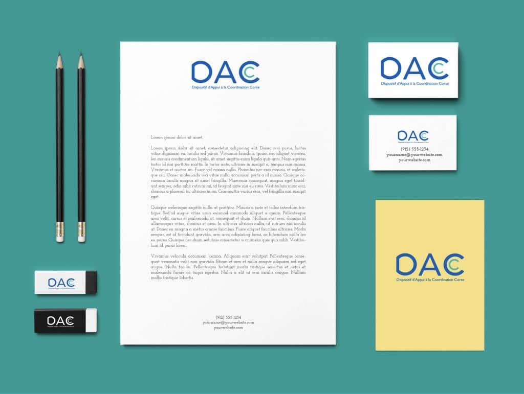 Logotype DAC