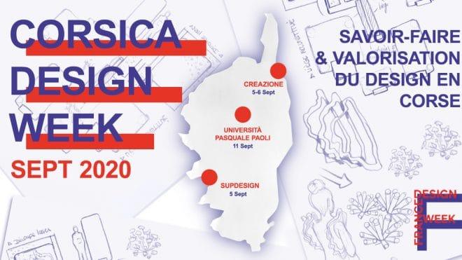 CORSICA DESIGN WEEK